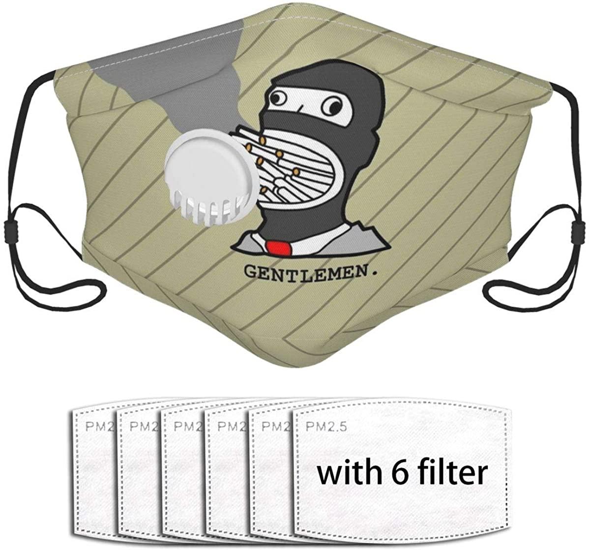 Cloth Me-me Face Mask Safety Reusable & Washable Anti Dust Mouth Fashion Balaclava.SAMBRIC dust Masks