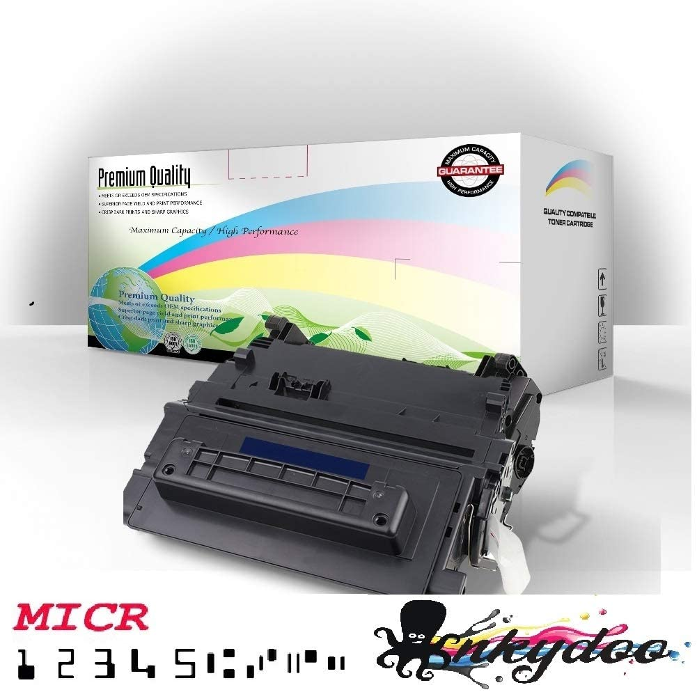 InkyDoo MICR Hi-Yield Laser Toner Compatible with CC364X/ 64X, for HP LJ P4014, HP LJ P4515-24K Page Yield