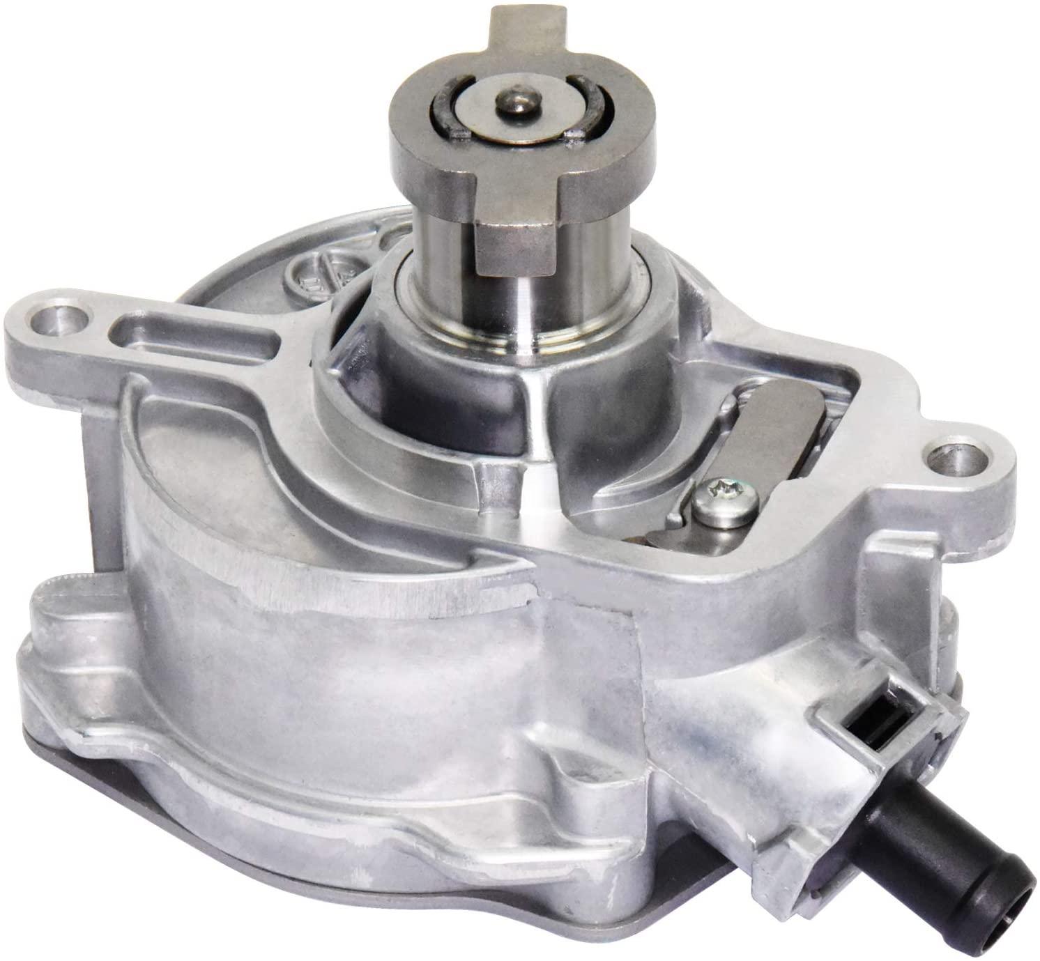 HQP AUTO PARTS Part# 07K145100C Vacuum Pump for TT Volkswagen Beetle Golf Jetta Passat Rabbit - Replace Part Number 904-817