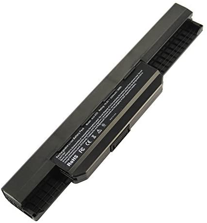 AC Doctor INC A32-K53 A42-K53 Laptop Battery 56Wh for Asus K43JC K53 X43 Series 5200mAh 10.8V
