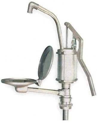 Lever Pump, w/Drip Tray