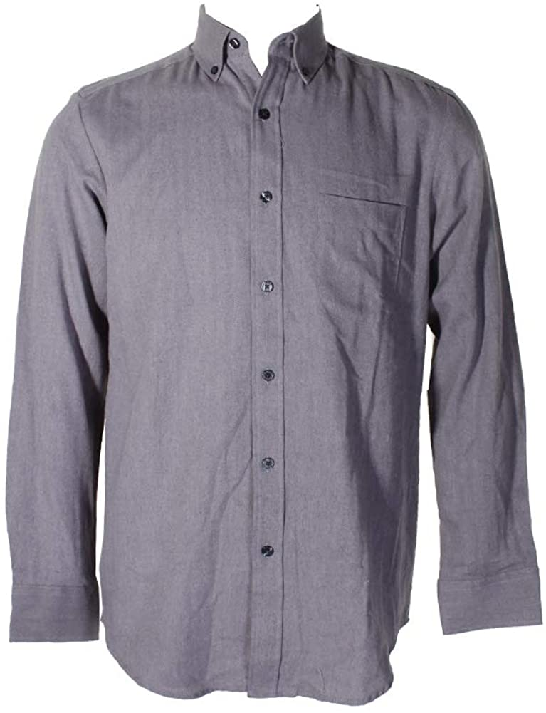 Club Room Men's Buffalo Flannel Shirt