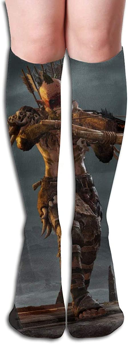 Middle-earth Compression Socks Adult Unisex Stockings High Knee Long Socks