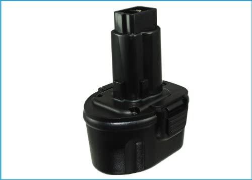 Battery Replacement for DEWALT DW920K, DW920K2, DW920K-2, DW925K, DW925K-2, DW968K Part NO DE9057, DE9085, DW9057