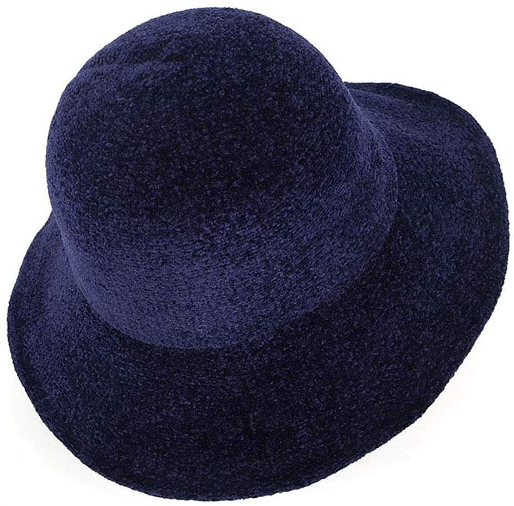Fisherman Hat Women Warm Autumn and Winter All-Match Hat Fashion Art Basin Hat Sun Hat