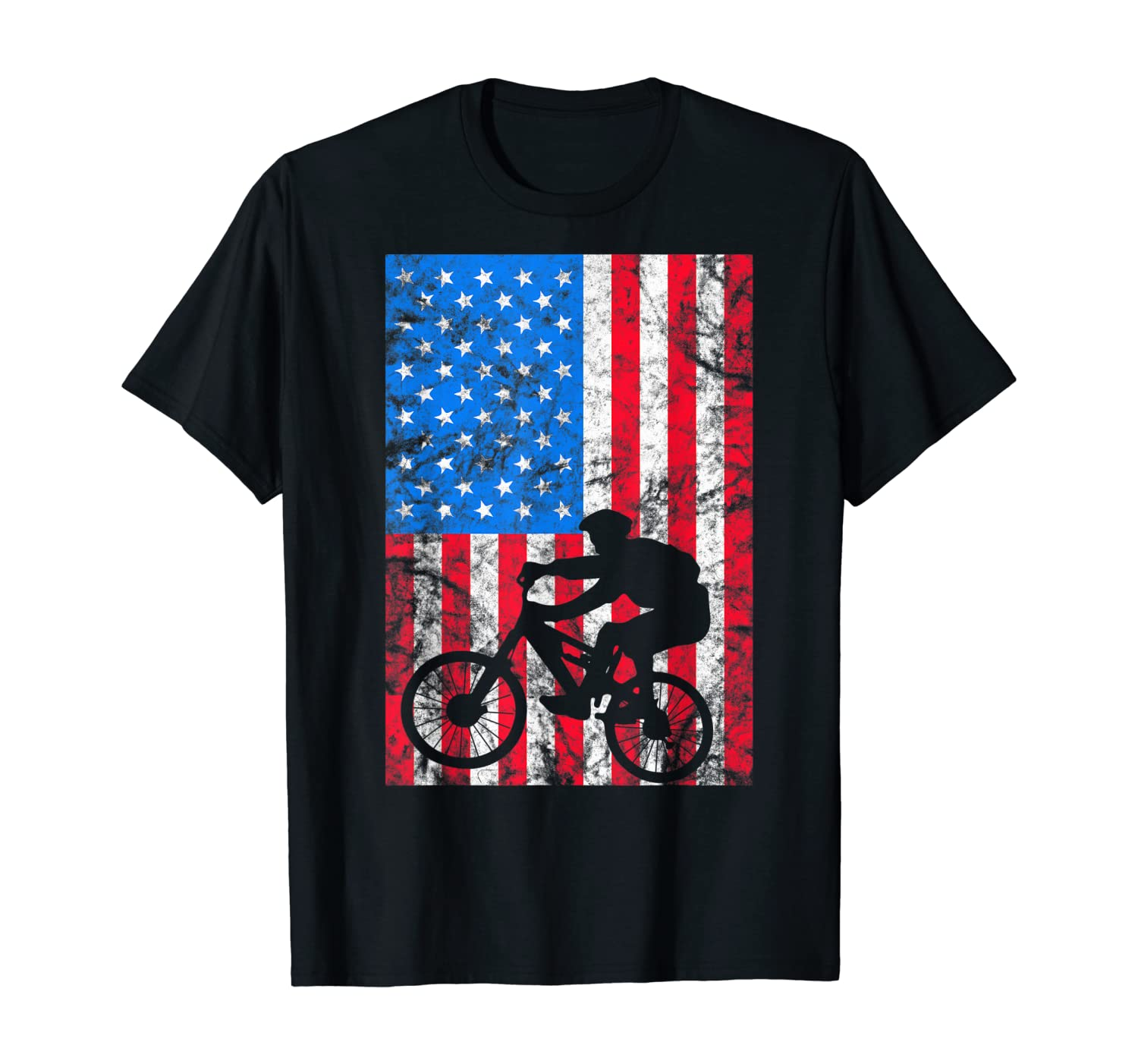 Mountain Bike Downhill Gift I Mountain Biking MTB T-Shirt
