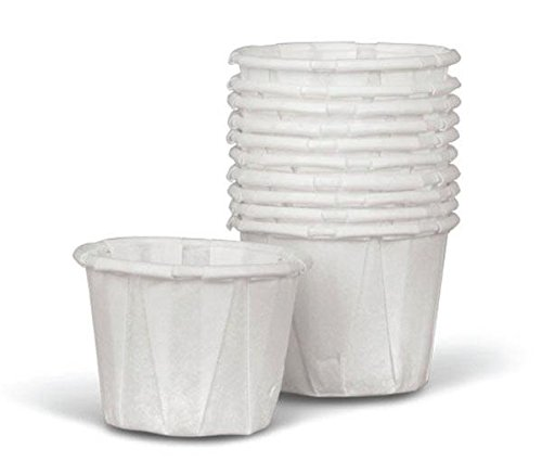 Medline NON024220Z Cup, Paper, Souffle, 1 oz. (Pack of 250)