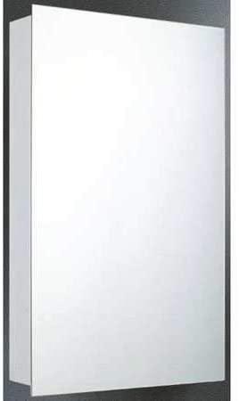 Medicine Cabinet, Recessed, 16 W x 30 H