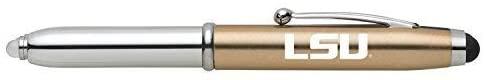 3 in 1 Combo Ballpoint Pen, LED Flashlight & Stylus - LSU Tigers