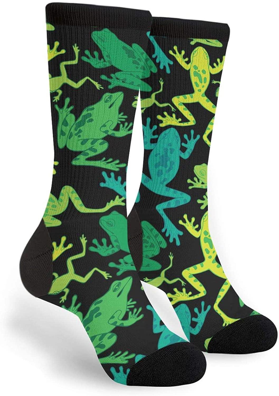 Unisex Novelty Crew Socks Casual Funny Crazy Dress Socks