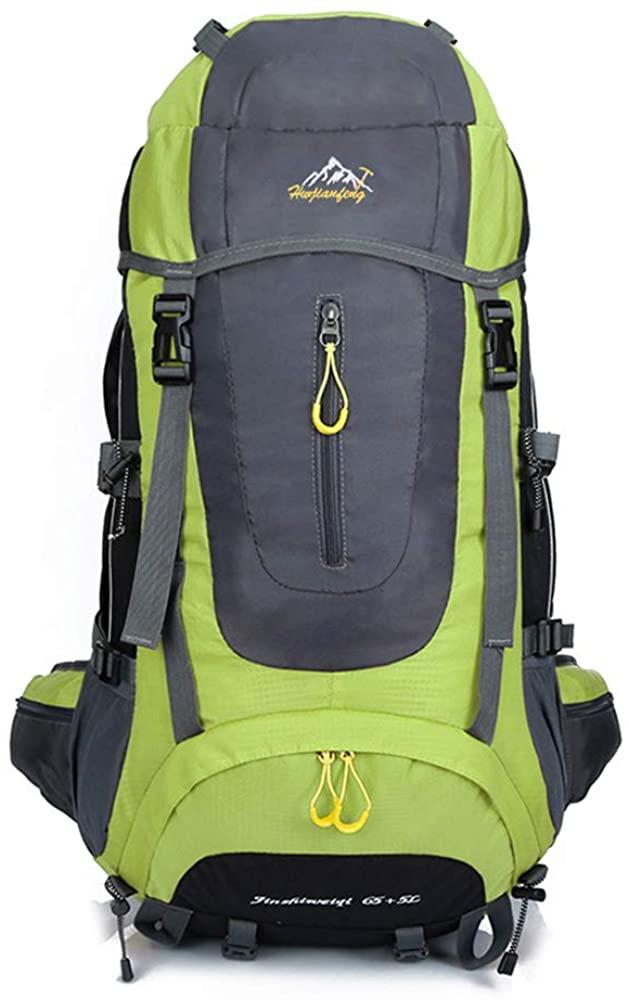 70L Hiking Backpack Trekking Rucksack Daypack Water-Resistant Camping Backpacks
