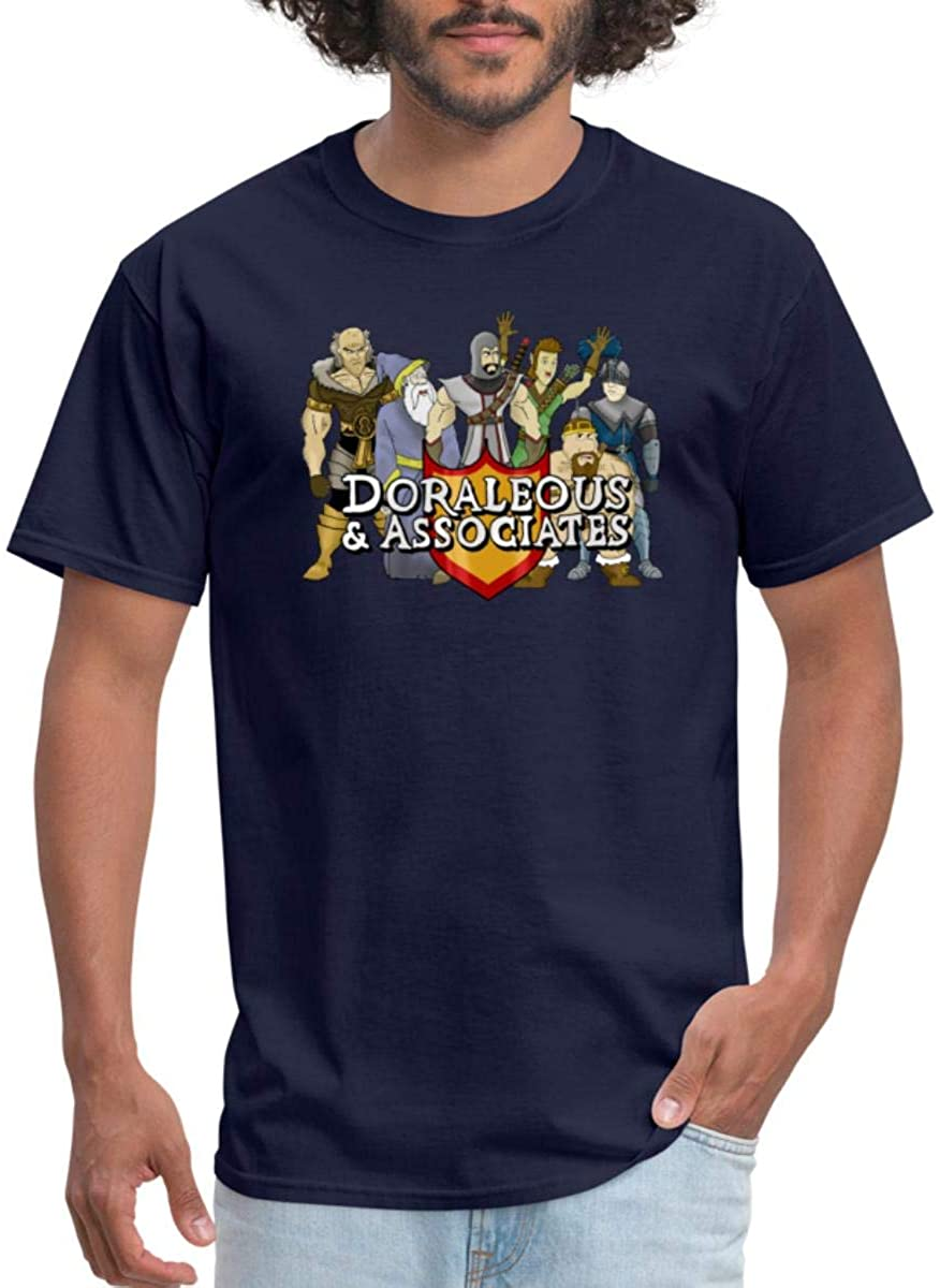 HJ Shirt - Doraleous & Associates Men's T-Shirt
