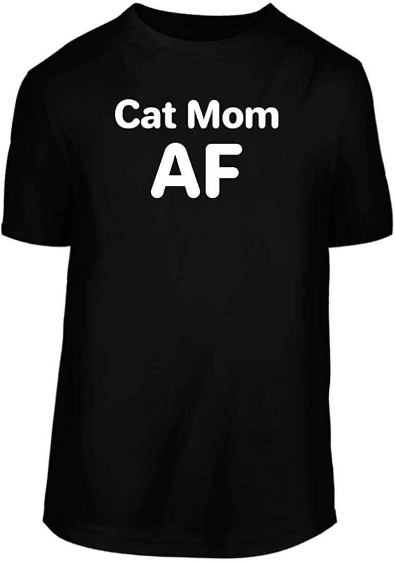 Cat Mom AF - A Nice Men's Short Sleeve T-Shirt Shirt