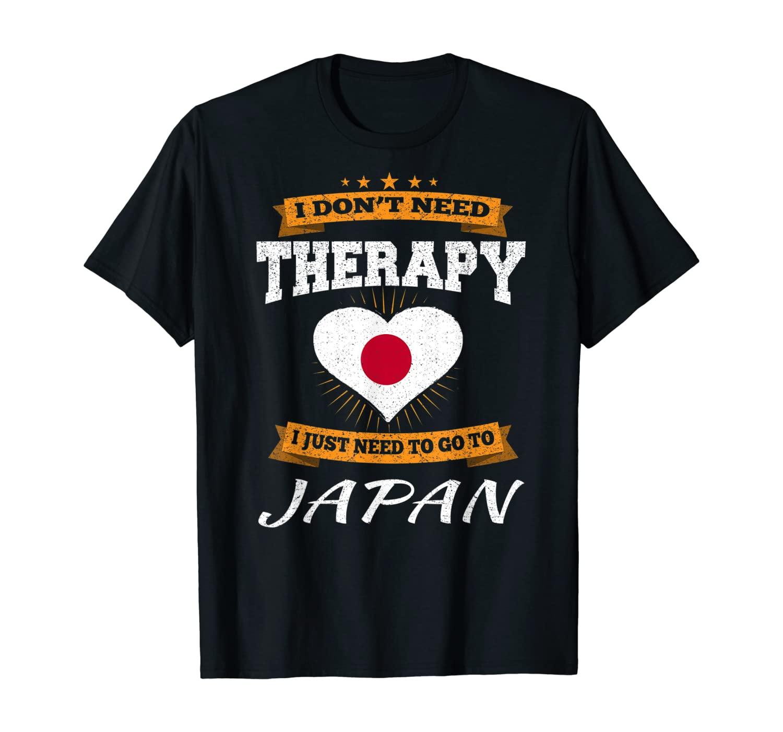 Japanese Flag I Japan Vacation Gift I Funny Japanese T-Shirt