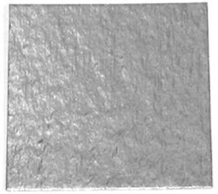 Enjay Square Silver Die-Cut Pressboard Bakery Cake Board 14 Inch x 14 Inch, Pack of 25