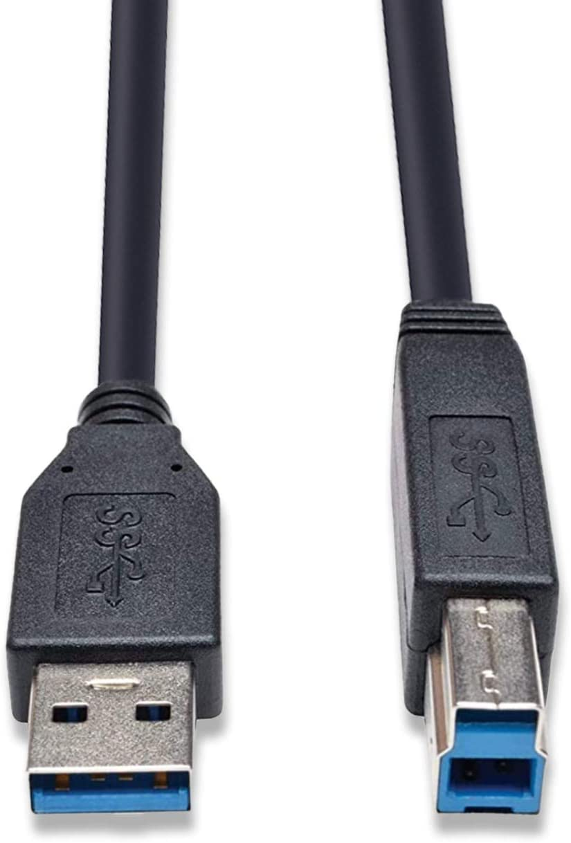 3 ft(1 Meter) High Speed USB 3.0 Cable, A-Male to B-Male