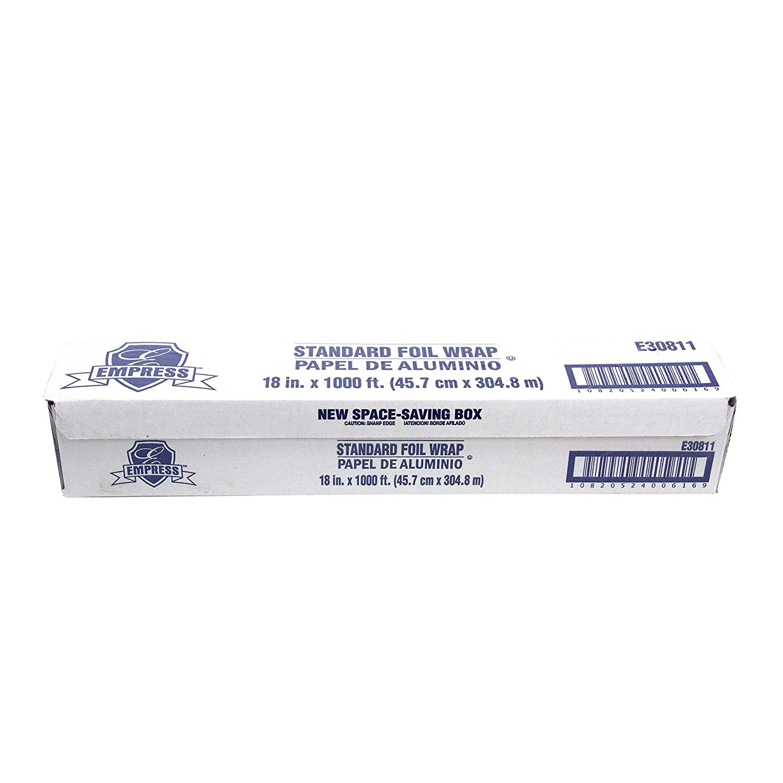 Empress E30811 Standard Roll Foil, 18