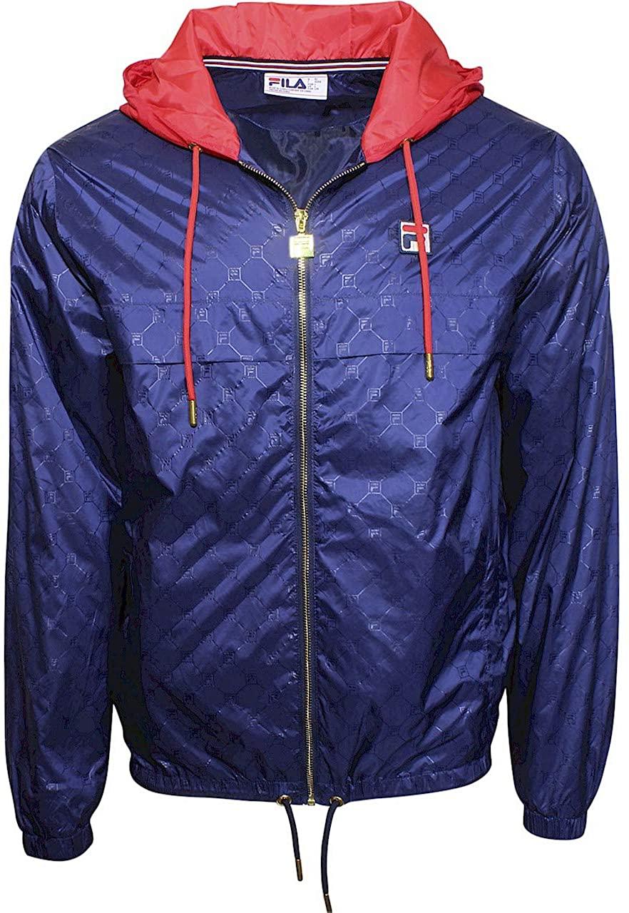 Fila Men's Copper Hood Jacket