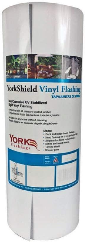 Flash Vinyl Wht 18x50'