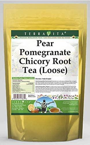 Pear Pomegranate Chicory Root Tea (Loose) (8 oz, ZIN: 560425)