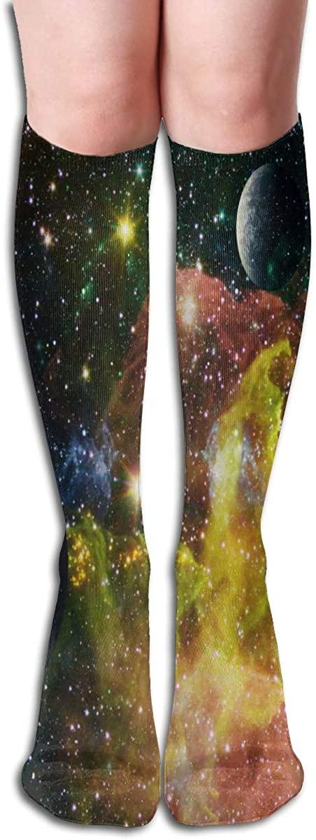 Unisex Crazy Socks, 3D Casual Crew Socks Football Socks Non-slip Long Socks fo Boy's Girl's Sports Running,Athletic,Travel