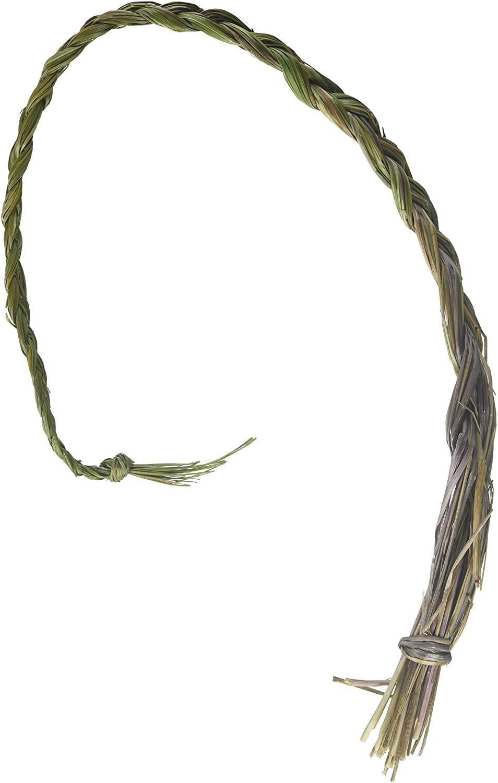 SAGE SPIRIT Sweetgrass Braid 15, 0.02 Pound