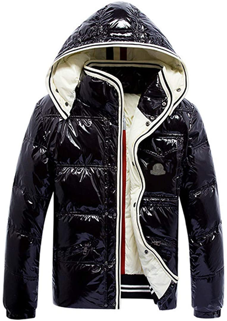 Classic Down Jacket Street Fashion Short Down Jacket Warm Jacket Down