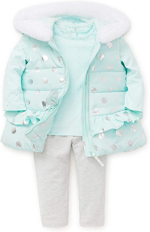 Little Me girls Jacket Set