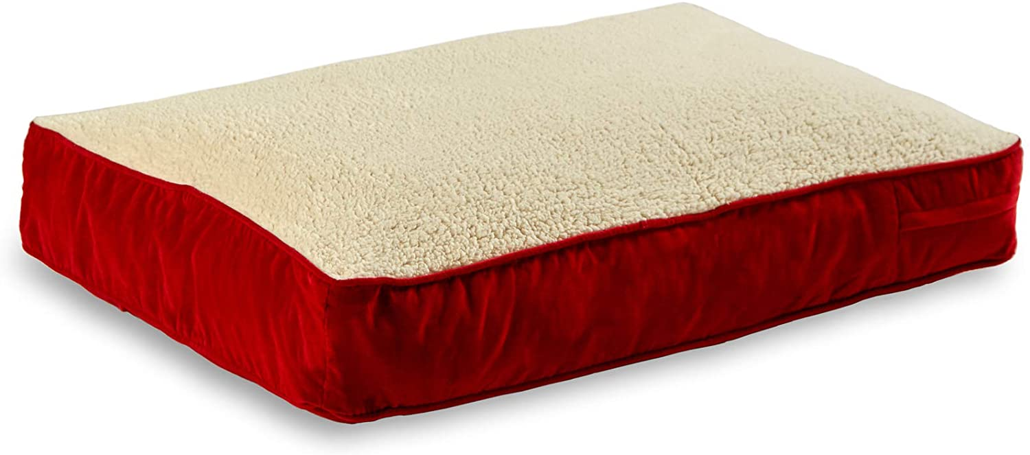 South Pine Porch Buddy Rectangle Pillow Style Dog Bed