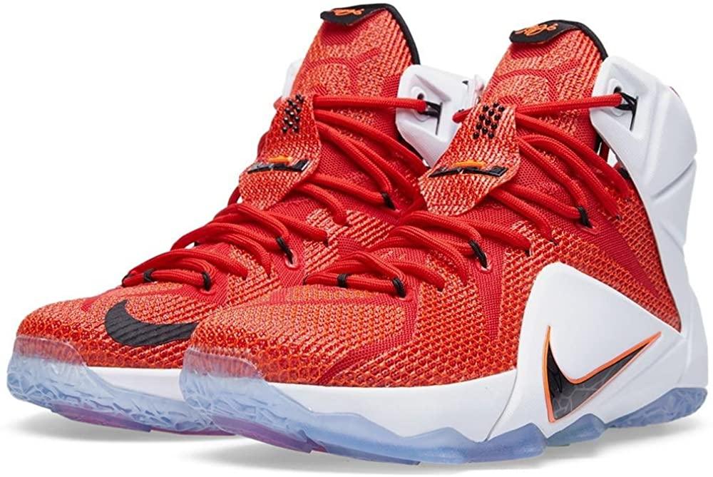 Nike Lebron XII 12 Heart of a Lion Men's Basketball Shoes 684593-601