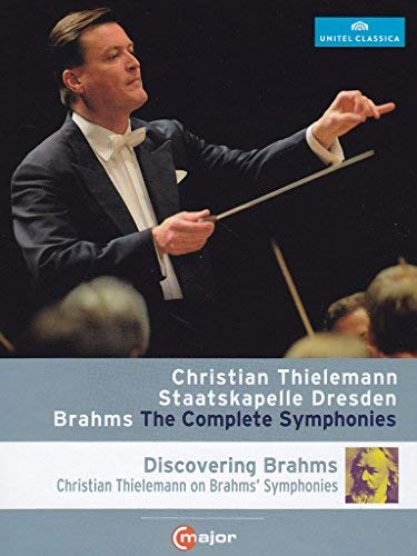 Complete Symphonies & Discovering Brahms [Blu-ray] by C Major Entertainment
