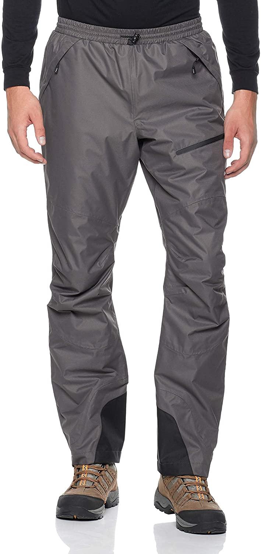 5Oaks Men's Waterproof Comfort-Fit Rain Over Pants