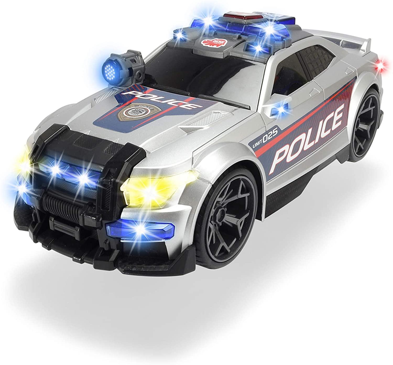 Dickie Toys - Light & Sound Street Force