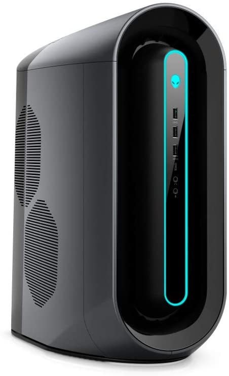 CUK Aurora R11_by_Alienware Gaming Desktop (Intel Core i9-10900F, 64GB RAM, 1TB NVMe SSD, 3TB HDD, NVIDIA Geforce Ampere RTX 3090, 1000W Gold PSU, W10 Home) Tower PC for Gamers (Made_by_Dell)