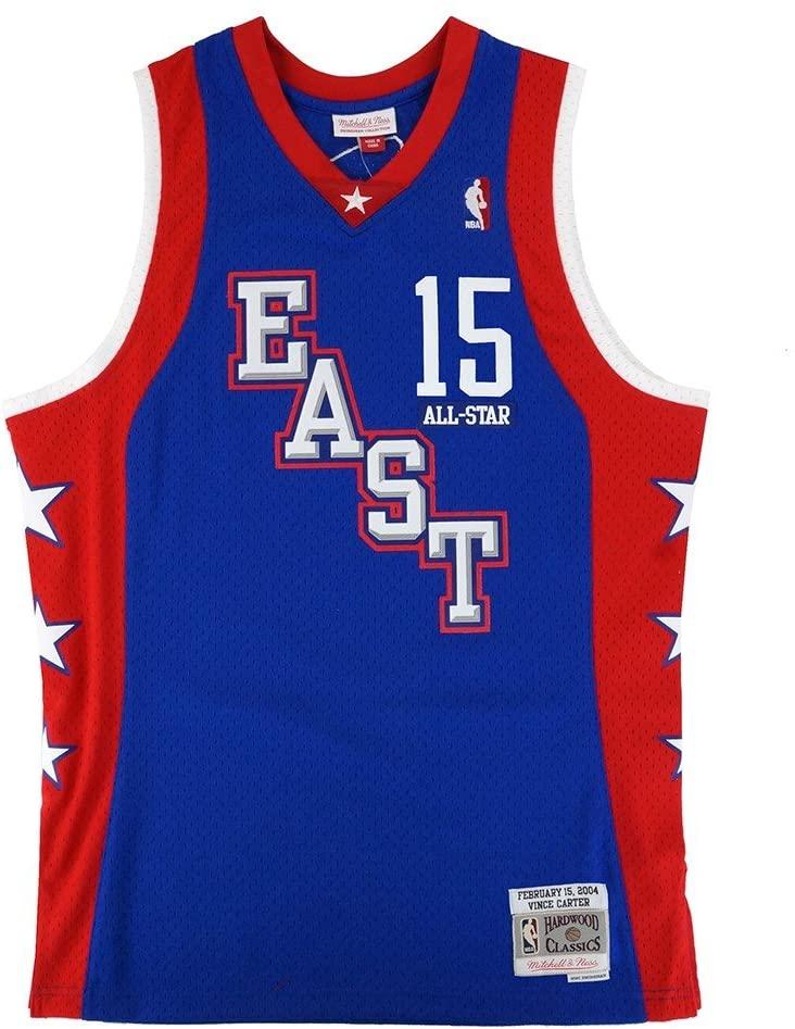 Mitchell & Ness Mens 2004 All-Star East Swingman Jersey #15 Tops Jersey,