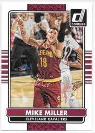 Mike Miller 2014-15 Donruss Cleveland Cavaliers Card #145
