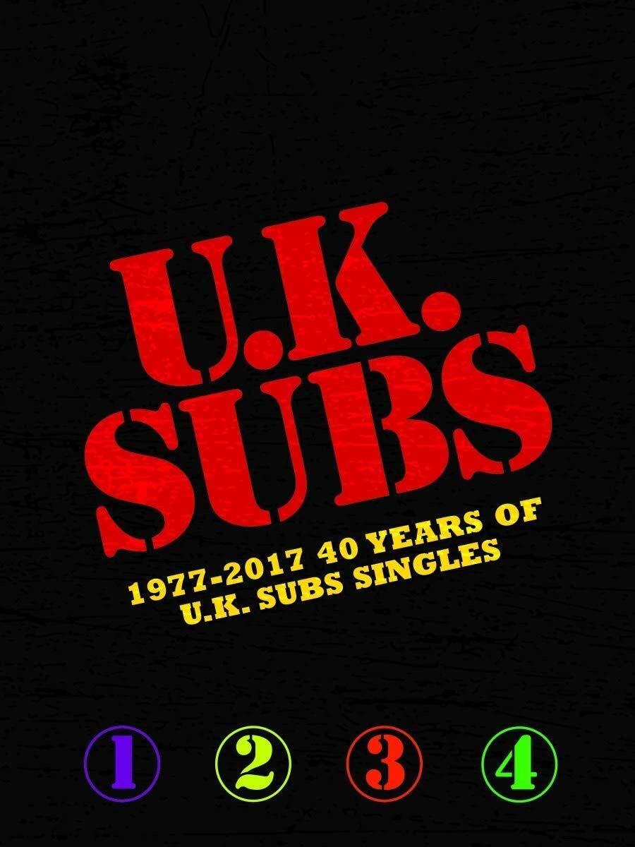 1977-2017: 40 Years Of UK Subs Singles