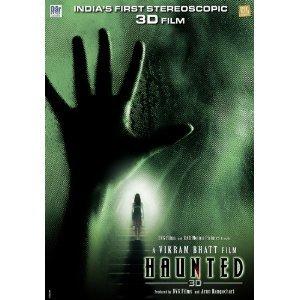 Haunted - 3D (Horror Hindi Film / Bollywood Movie / Indian Cinema /Blu Ray)