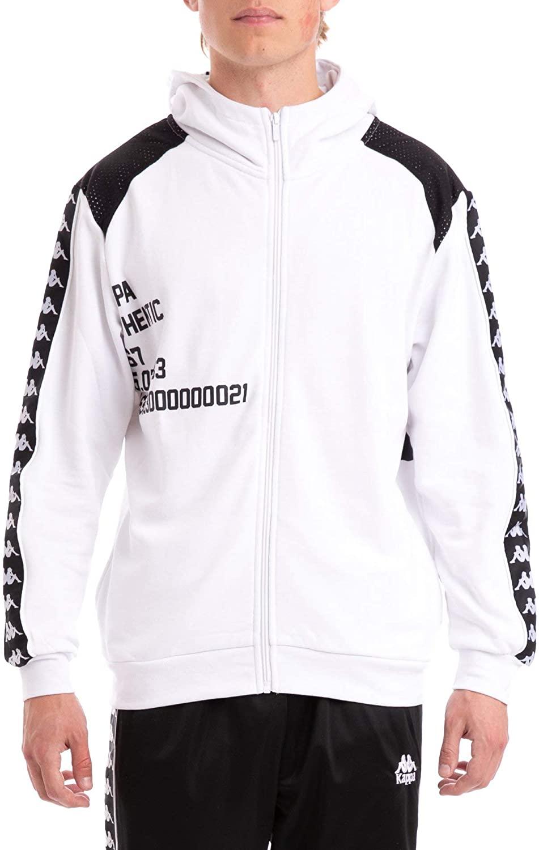 Kappa Men's Authentic Bray Fashion Hoodie