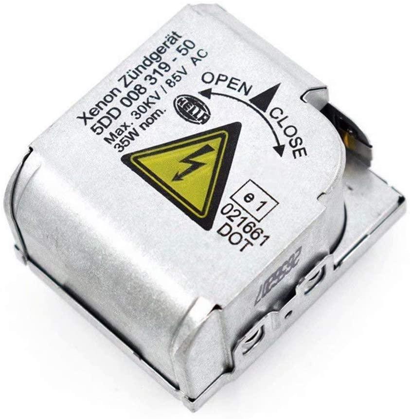 Loovey Xenon HID 5DD00831950 5DD008319-50 5DD 008 319-50 Xenon Headlight Lamp HID Ballast For BMW Mercedes-Benz Saab