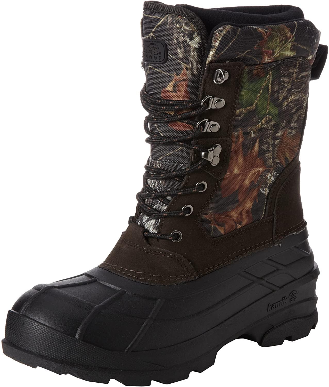 Kamik Men's Nation Camo Hunting Boot