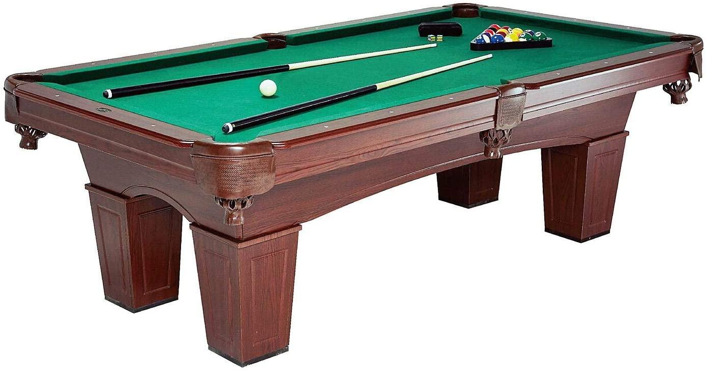 "Evaxo 96"" Square Leg Billiard Table"