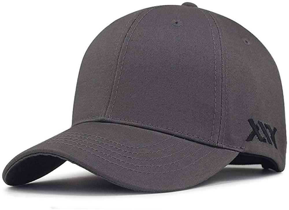 Large Size Baseball Cap Big Head Men Cotton Sport Hats top Grade Women Sun caps Male Plus Size Snapback hat 56-58cm 60-68cm