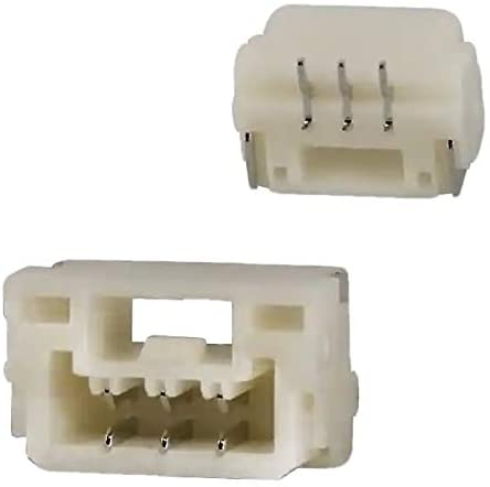 Pack of 12 BM03B-GHS-TBT(LF)(SN)(N) Connector Header 3 Position 1.2mm SMD:RoHS,Cut Tape