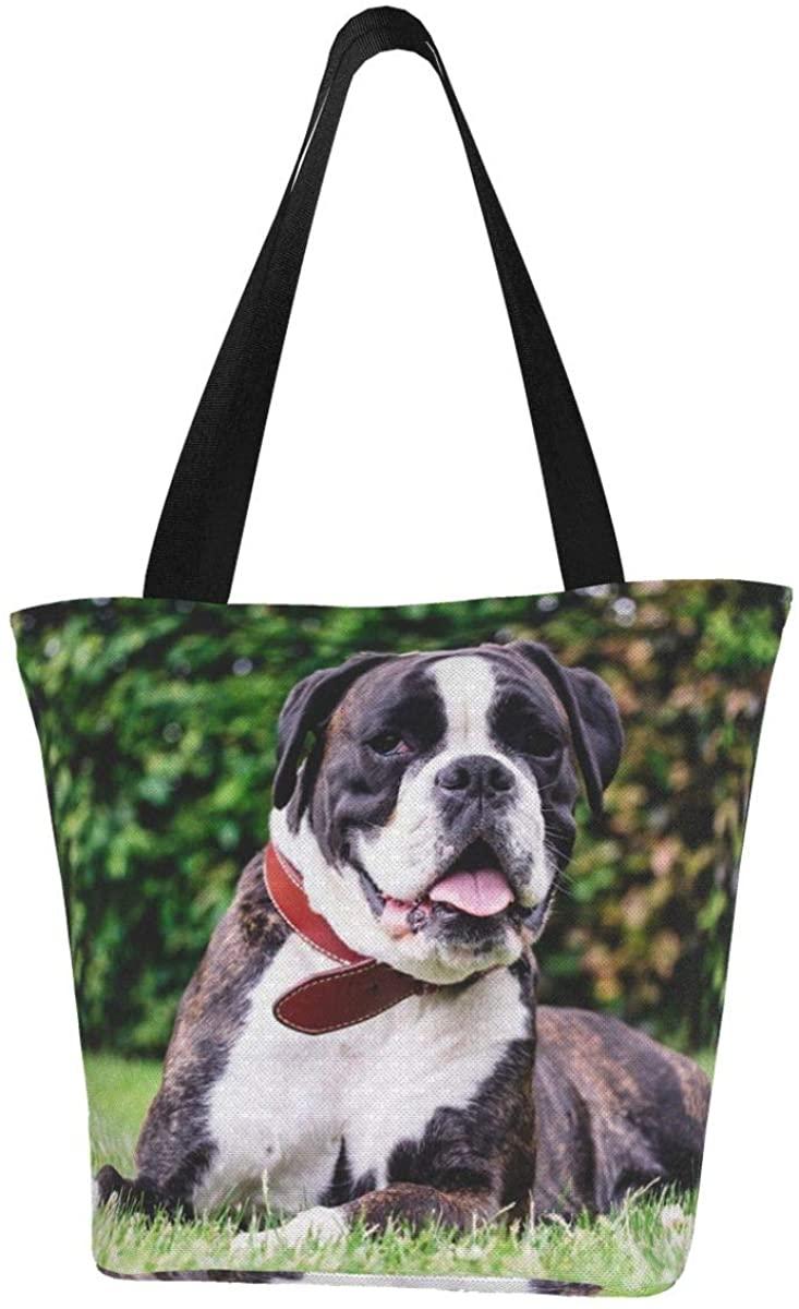 Dog Greyhound Pet Print Tote Bag Wedding Travel Shoulder Bag Handbag For Women