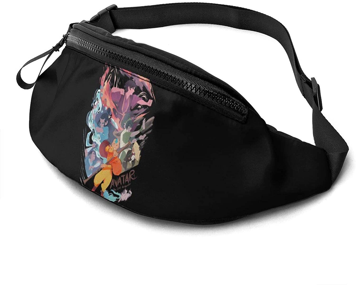 Avatar The Last Airbender Cool Running Sports Fitness Travel Waist Bag for Unisex