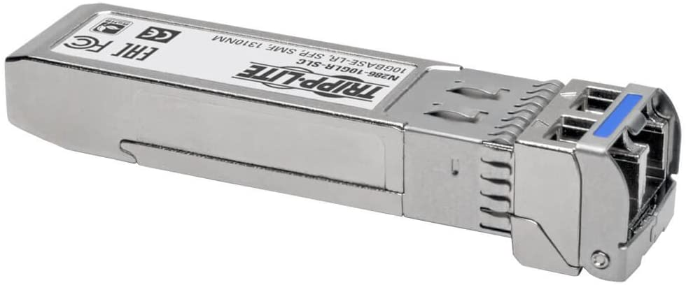 Tripp Lite Cisco SFP-10G-LR Compatible SFP Transceiver 10GBase-LR LC SMF Singlemode 1310nm 10km (N286-10GLR-SLC)