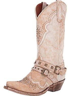 Dan Post Women's Restless Western Boot Snip Toe - Dp4063