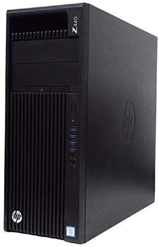 HP Z440 Workstation E5-1607 v4 Quad Core 3.1Ghz 16GB 250GB NVMe M2000 No OS (Renewed)