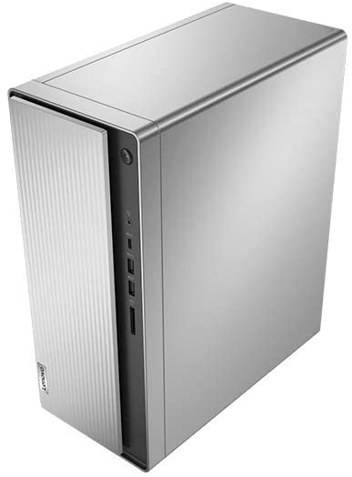 Lenovo Ideacentre 5i Desktop | Intel Core i7-10700 | 32GB RAM | 1TBSSD+1TBHDD | Intel UHD Graphics | Keyboard & Mouse | DVD±RW | Windows 10 | with Woov Microsoft Office Home and Student 2019 Bundle